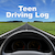 Teen Driving Log Logo